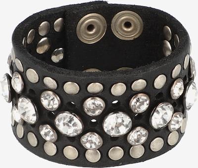 Campomaggi Armband in schwarz, Produktansicht