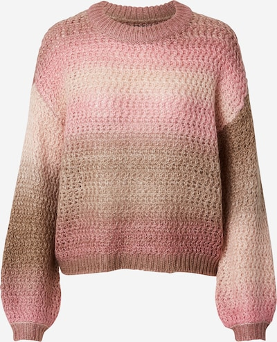Vero Moda Petite Sweater in Beige / Brown / Rose, Item view