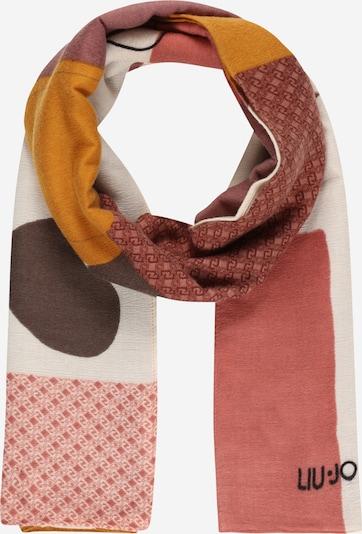 Liu Jo Šál - béžová / tmavohnedá / šafránová / rosé, Produkt