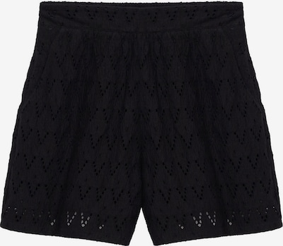 MANGO Kalhoty 'FRANCIS' - černá, Produkt