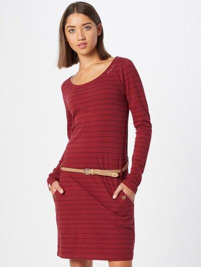 Ragwear Dress 'Talona' in Blue / Wine red, View model