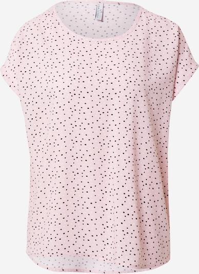 Sublevel Bluse in hellpink / schwarz / weiß, Produktansicht