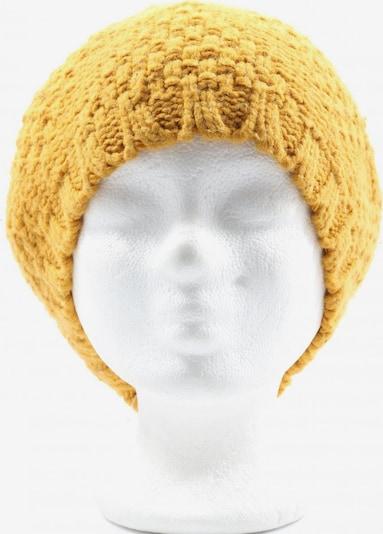 H&M Baskenmütze in XS-XL in pastellgelb, Produktansicht