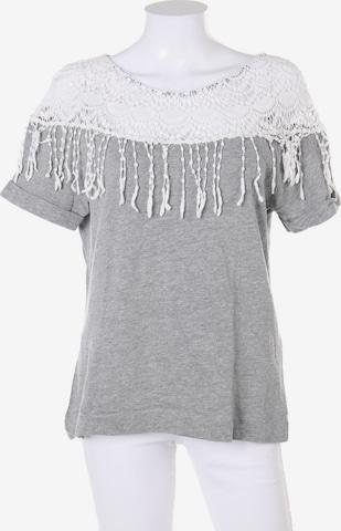 OBJECT Sweatshirt & Zip-Up Hoodie in M in Grey