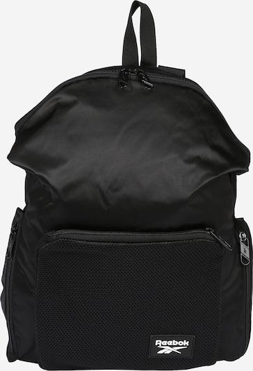 REEBOK Sac à dos de sport en noir, Vue avec produit