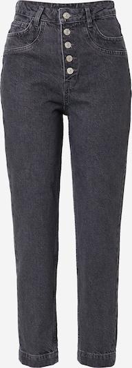 Jeans Trendyol pe gri metalic, Vizualizare produs