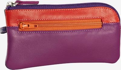 mywalit Schlüsseletui in lila / orange, Produktansicht