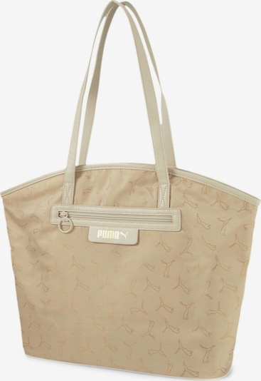 PUMA Shopper in sand, Produktansicht