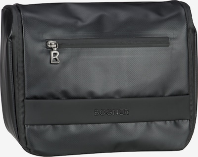 BOGNER Kulturtasche ' Hakuba Emil' in schwarz, Produktansicht
