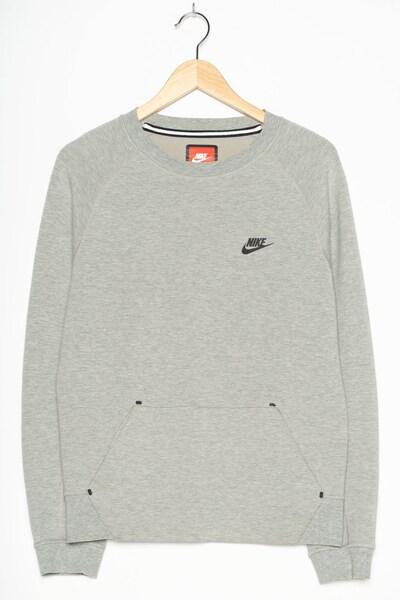 NIKE Sweatshirt in S in grau, Produktansicht