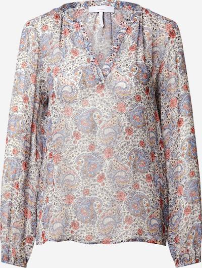 CINQUE Bluzka 'RESLEY' w kolorze beżowy / niebieski / morelowym, Podgląd produktu