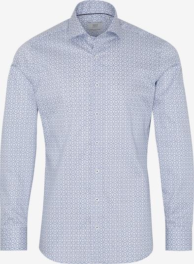 ETERNA Hemd in blau / schwarz / weiß, Produktansicht