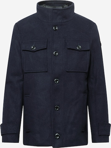 TOM TAILOR Between-season jacket in Blue