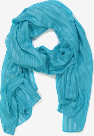 Ulla Popken Schal in blau, Produktansicht