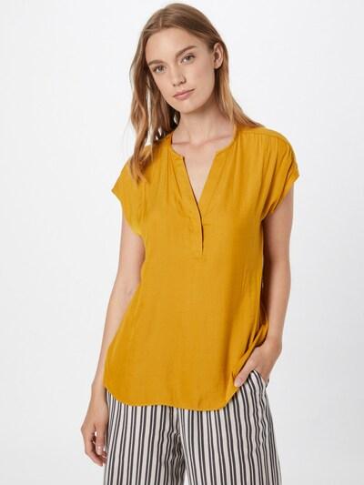 Banana Republic Bluse in senf, Modelansicht