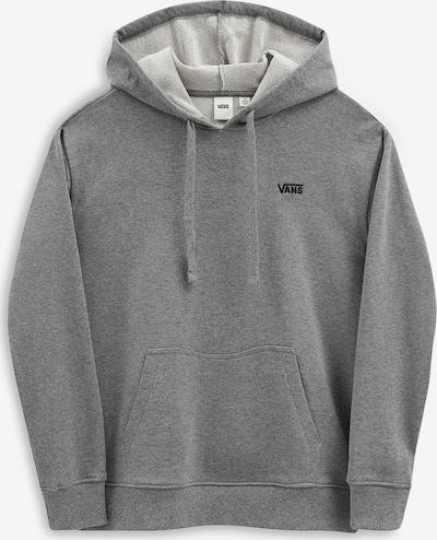 VANS Sweatshirt in graumeliert, Produktansicht