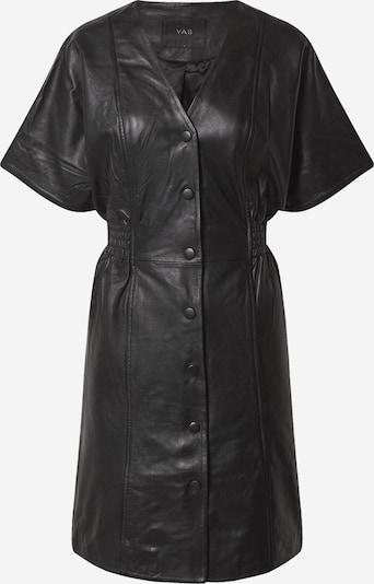 Y.A.S Jurk 'Yassiri' in de kleur Zwart, Productweergave