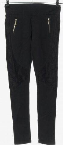 MISS ANNA Pants in M in Black