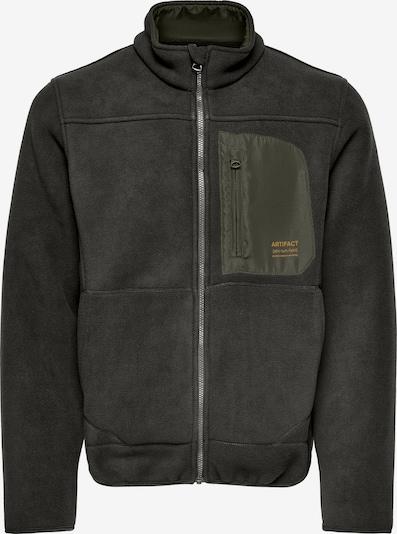 Only & Sons Flis jakna 'HIKE' u tamno zelena, Pregled proizvoda