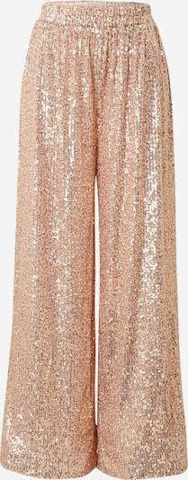 TFNC Pantalon en or, Vue avec produit
