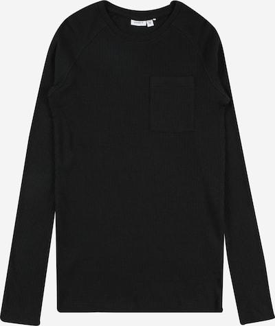 NAME IT Shirt in Black, Item view
