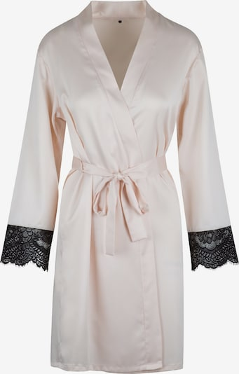 LingaDore Dressing gown in Pink / Black, Item view