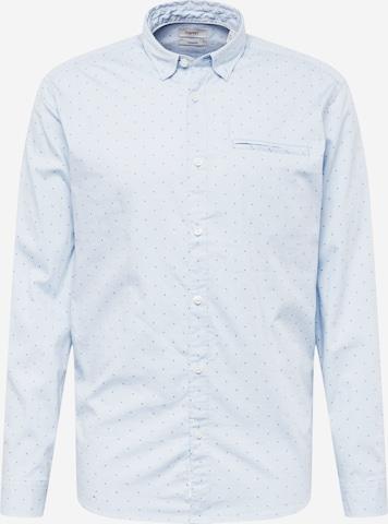 ESPRIT Hemd 'Oxford' in Blau
