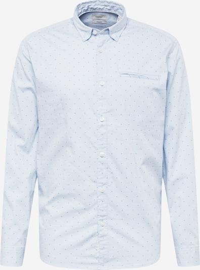 ESPRIT Hemd 'Oxford' in navy / hellblau, Produktansicht