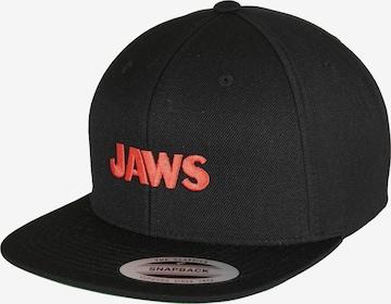 Casquette 'Jaws' Merchcode en noir