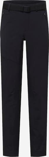 Schöffel Sporthose in schwarz, Produktansicht