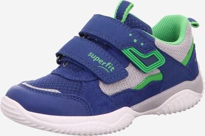 Sneaker 'STORM' SUPERFIT di colore navy / grigio chiaro / lime, Visualizzazione prodotti