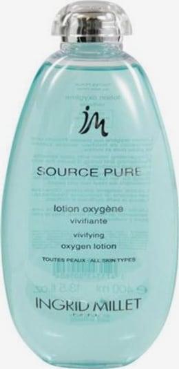 Ingrid Millet Lotion Oxygene in türkis / transparent, Produktansicht