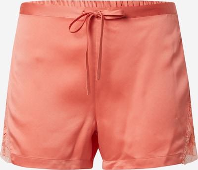PASSIONATA Pyjamabroek in de kleur Zalm roze, Productweergave