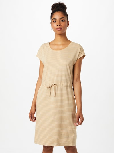 ZABAIONE Dress 'Judy' in Beige / White, View model