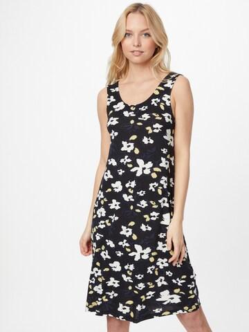 Rochie de vară de la ICHI pe negru