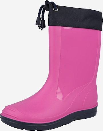 BECK Rubber Boots in Pink