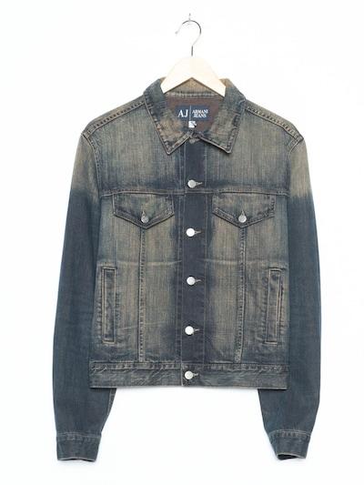 Armani Jeans Jeansjacke in L in dunkelblau, Produktansicht