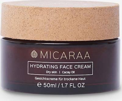 MICARAA Gesichtscreme Natural Face Cream dry skin 50ml in weiß, Produktansicht