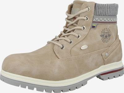 Dockers by Gerli Lage schoen in de kleur Beige / Grijs, Productweergave