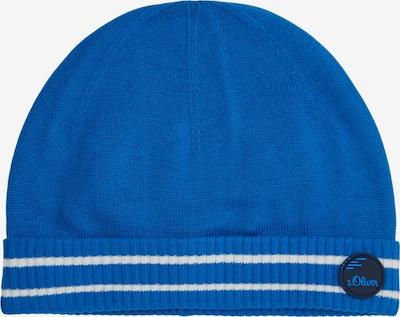 s.Oliver Muts in de kleur Blauw / Cyaan blauw, Productweergave