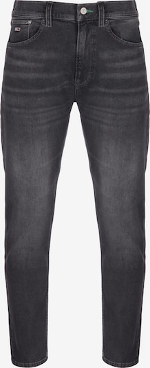 Tommy Jeans Jeans ' Rey Relaxed Tapered ' in grau / schwarz, Produktansicht