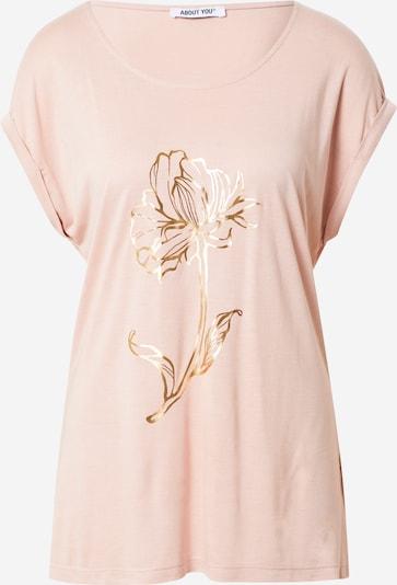 ABOUT YOU T-shirt 'Camilla' en rose, Vue avec produit