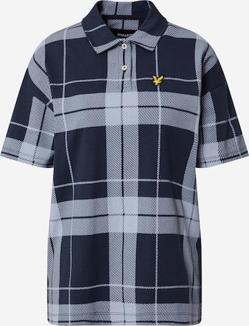 Lyle & Scott Poloshirt in Blau