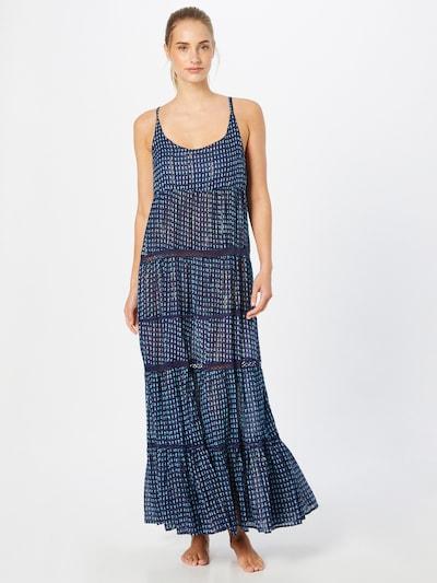 Free People Ljetna haljina u morsko plava / svijetloplava, Prikaz modela