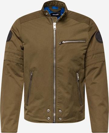 DIESEL Between-season jacket 'J-GLORY' in Green