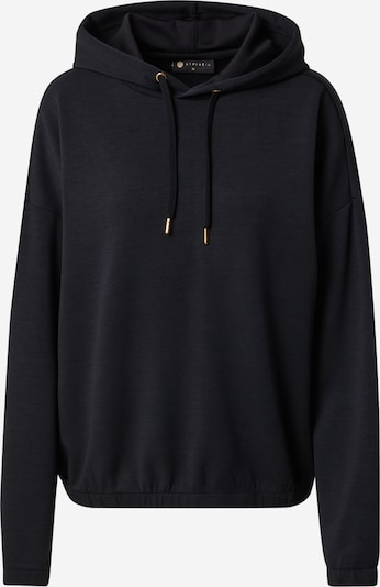 Athlecia Sport sweatshirt 'Namier' i svartmelerad, Produktvy