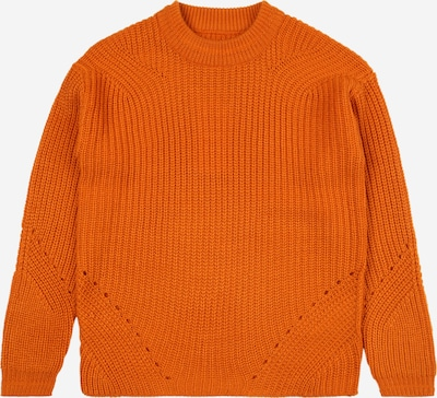 KIDS ONLY Pull-over 'Riley' en orange, Vue avec produit