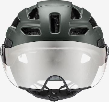 UVEX Helm 'finale visor' in Grau