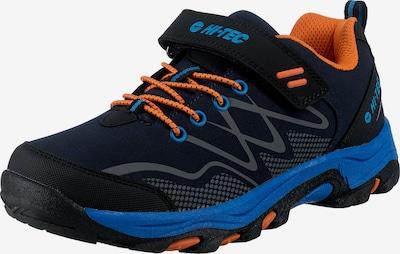 HI-TEC Schuh in dunkelblau / grau / orange, Produktansicht