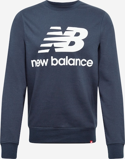 new balance Mikina - tmavomodrá / biela, Produkt